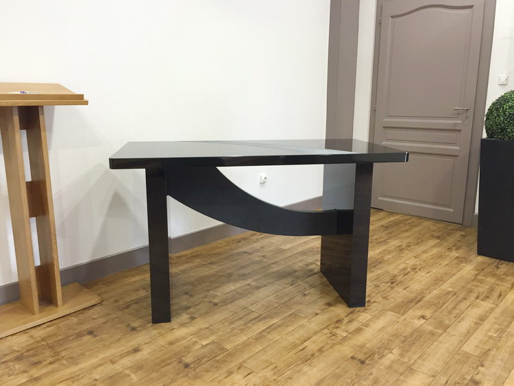 Table en Granit noir